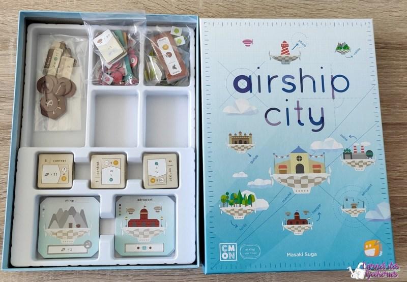 Airship City Funforge