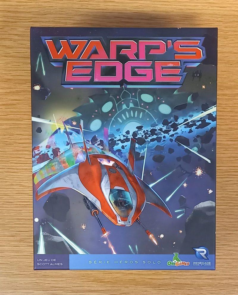 Warp's Edge Origames