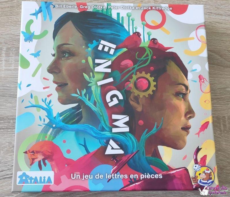 Enigma Atalia Jeux