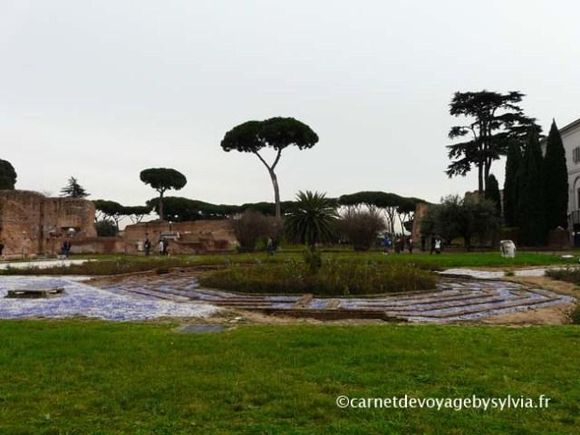 organiser son week-end à Rome (Forum)