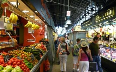 Visiter le marché St Joseph