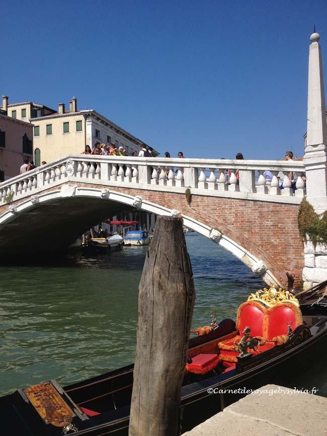 Pont Guglie - Venise