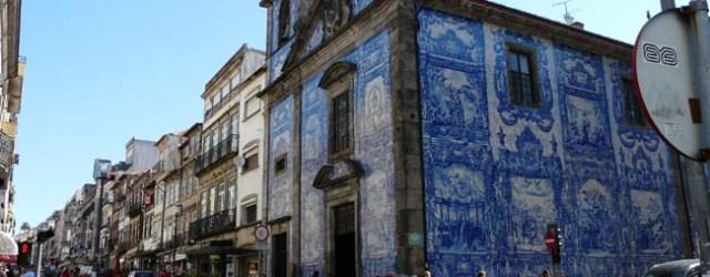 chapelle des âmes- Porto