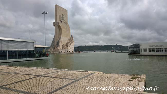 Monumento dos Descobrimentos - Belem
