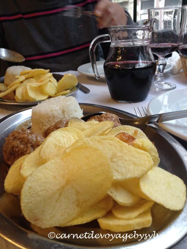 plat portugais