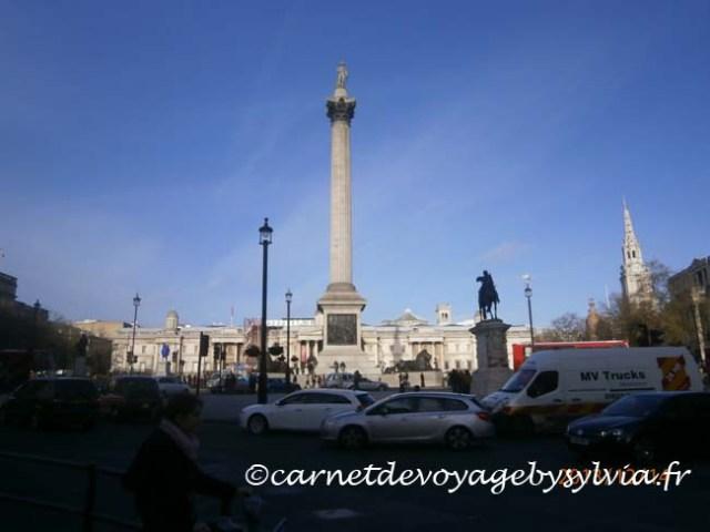 le Trafalgar Square