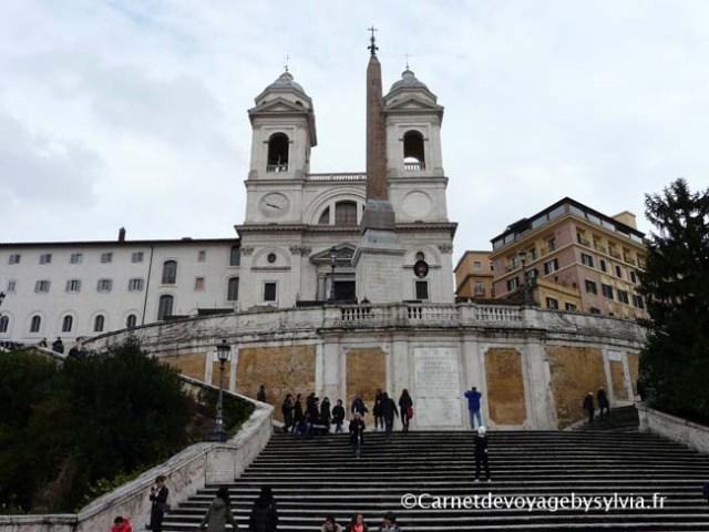 Point de vue Rome