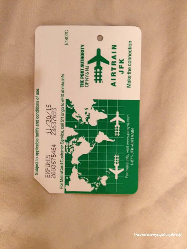 ticket airtrain