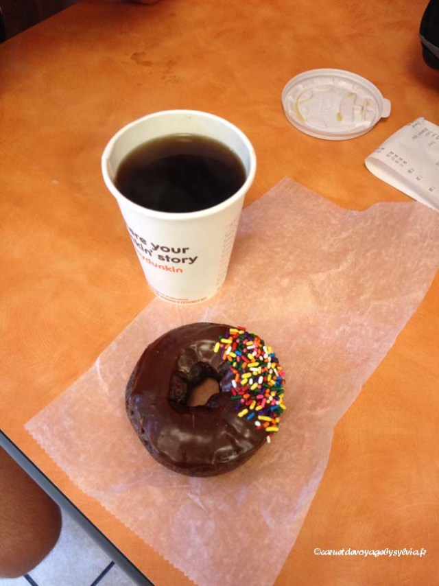 New York petit déjeuner