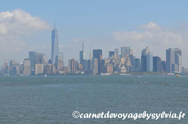 One world Trade Center : la plus haute tour de New York