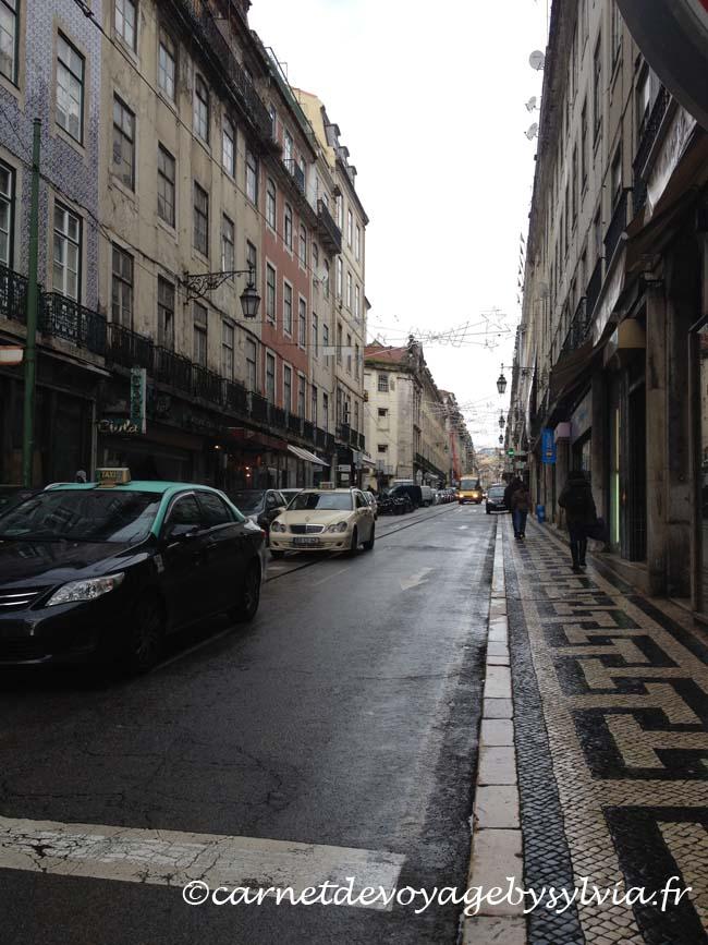 taxi lisbonne centre