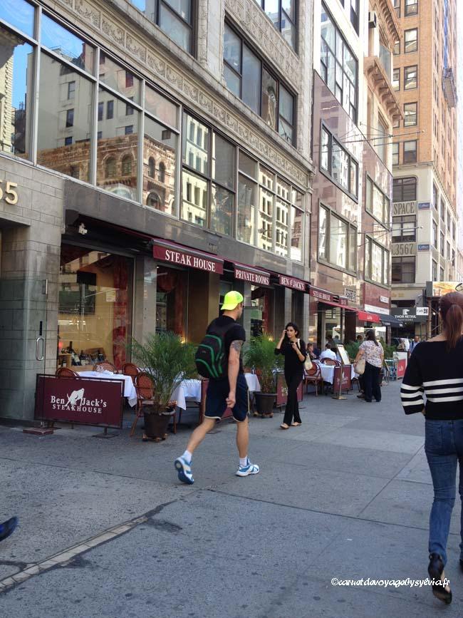 steakhouse- new York
