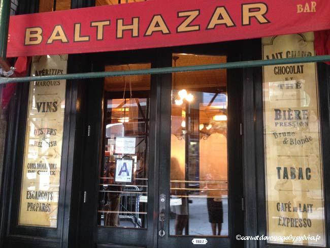 BALTHAZAR - Quartier soho -NoLlta