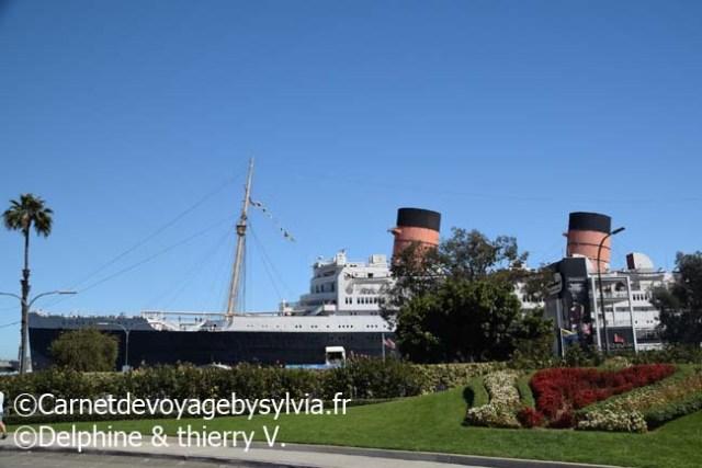 Queen Mary Los Angeles