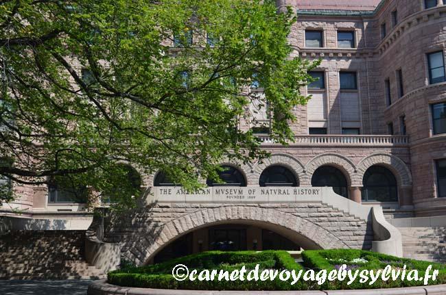 Musée d'Histoire Naturelle de New York