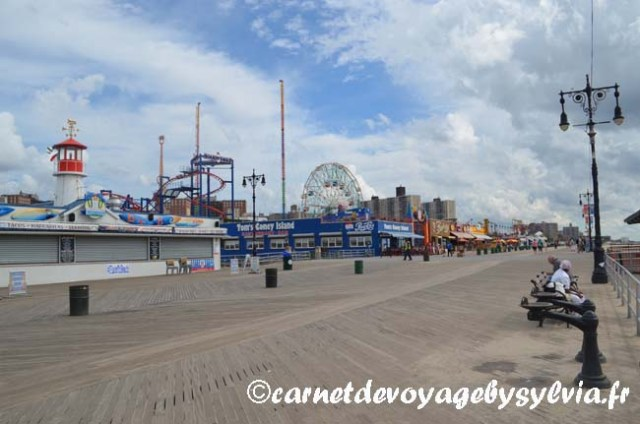 Coney Island Brooklyn - plage