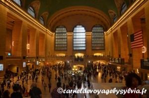 Grand Central Station : visiter la gare de New York