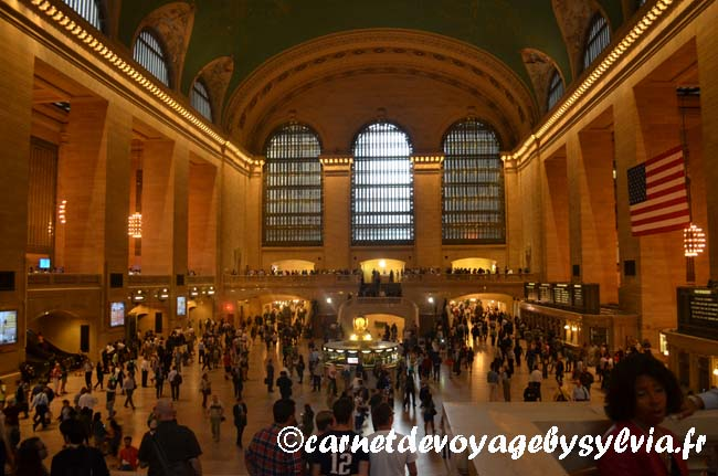 Grand Central Station : visiter la gare de New York