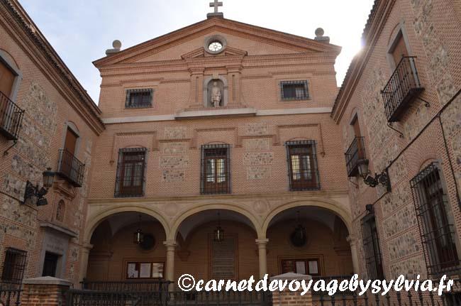 Église de San Ginés de Arles (Madrid)