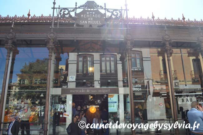 marché de San Miguel