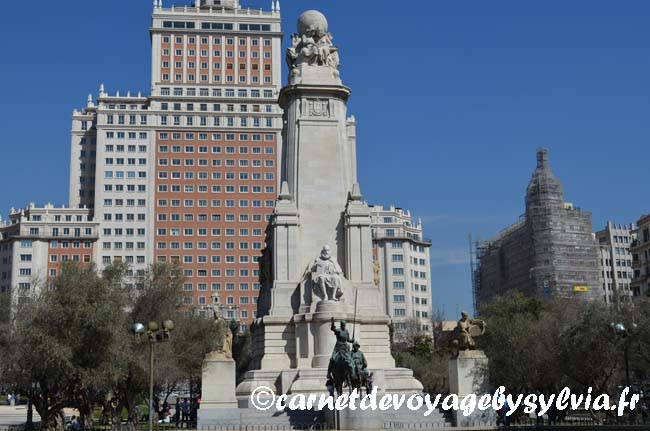 Plaza de España -Madrid