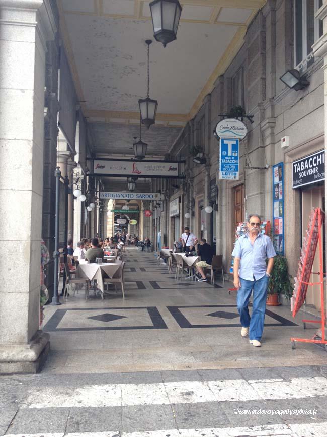 rez-de-chaussée- Palazzata- Cagliari