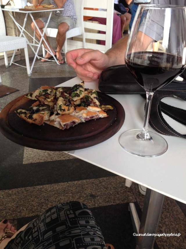 Mon bar à vin préféré en Sardaigne