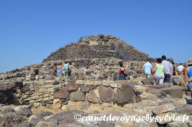 area archeologica su nuraxi