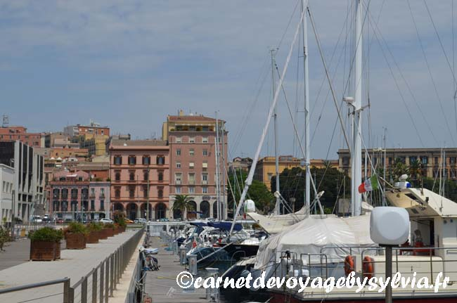 Quartier de la Marina – Cagliari