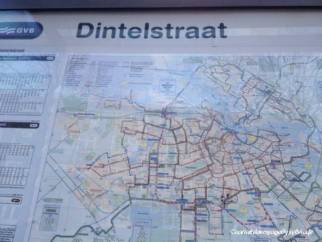 Dintelstraat - arrêt de tram