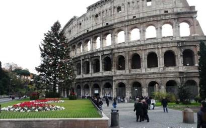 voyage à Rome à Noël