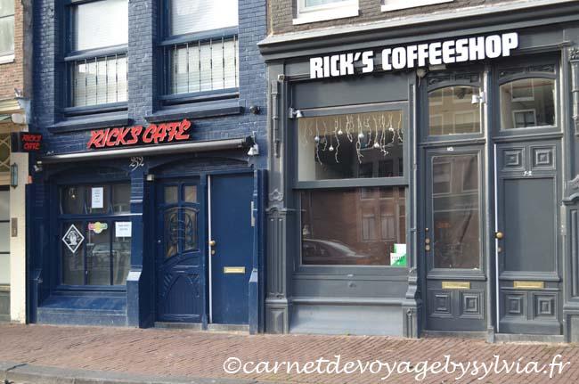 Amsterdam (rick's coffeeshop)