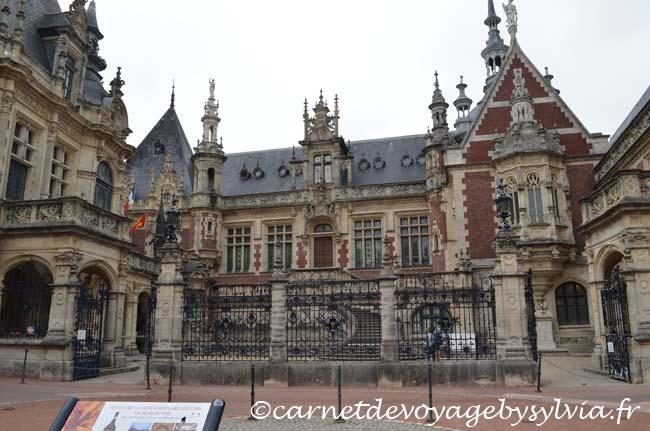 visiter le palais de la Bénédictine