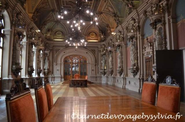 salle des abbés