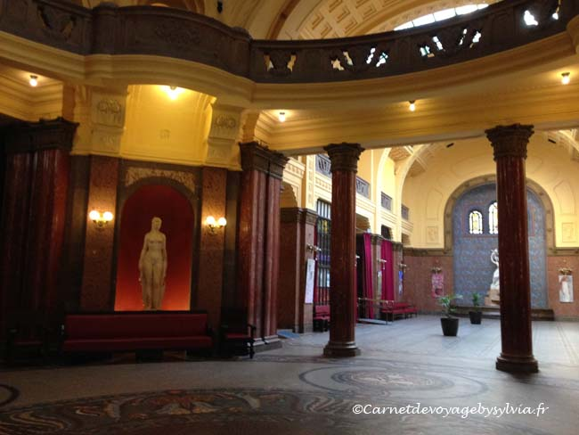 Hall bain Gellert Budapest