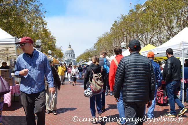 Farmers Market civic center - 4 jours à San Francisco
