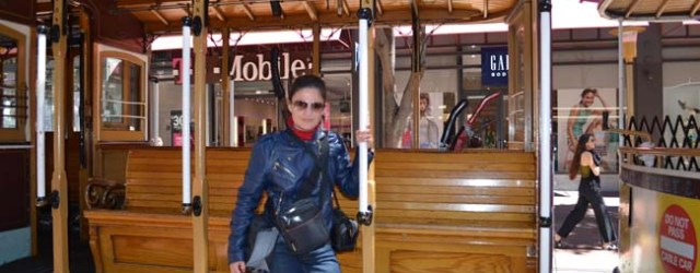 Market street - Cable car - San Francisco