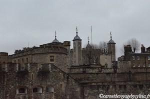 Visiter la Tower of London (Tour de Londres)