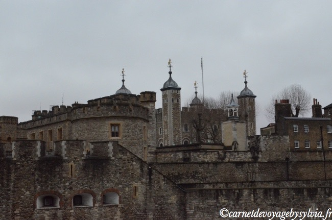 Visiter la Tower of London (Tour de Londres)