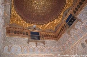 Alcazar de Séville : notre visite