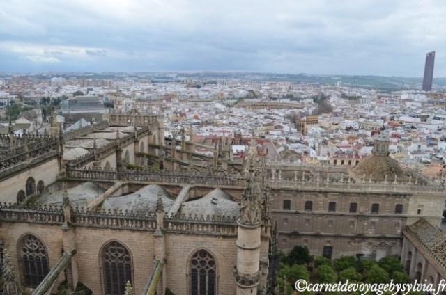 vue  Séville