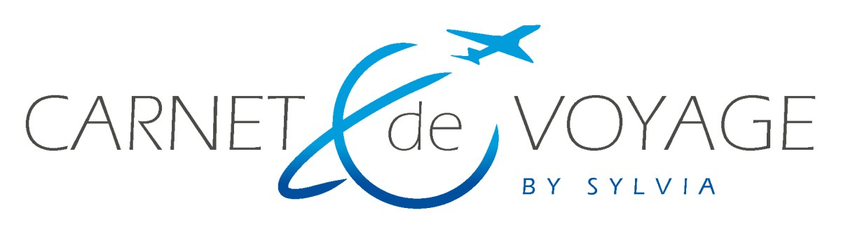 nouveau logo pour le blog carnetdevoyagebysylvia.fr