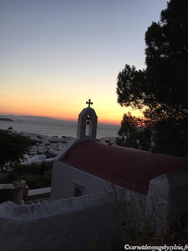 chapelle à mykonos