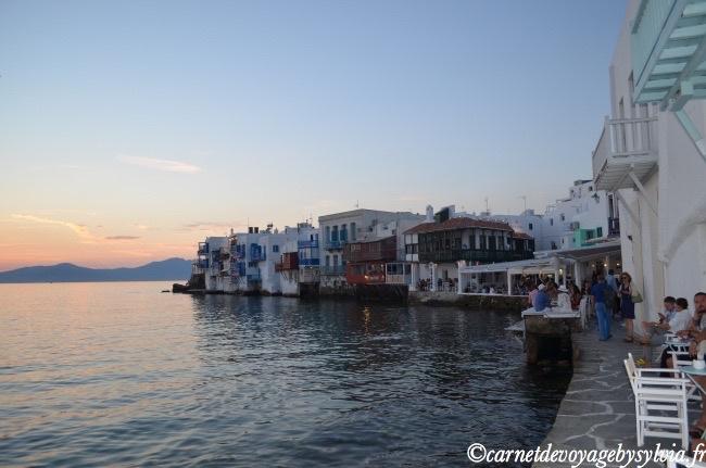 le petit port Mykonos