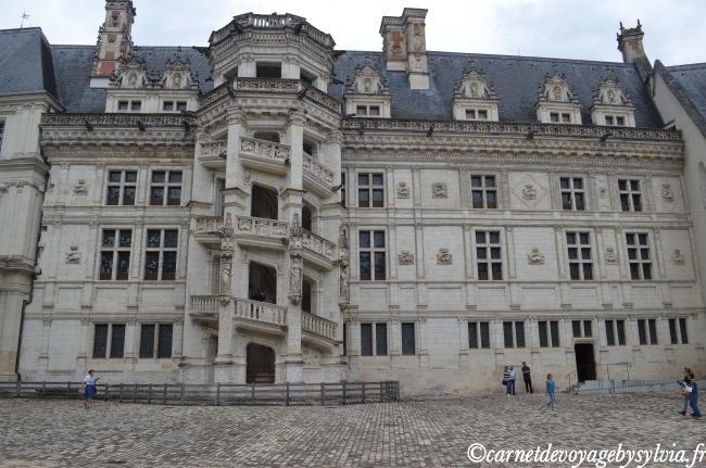 Château Blois : visite et tarif