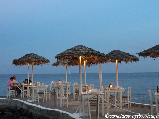 Asterias restaurant Akrotiri red beach santorin_0633