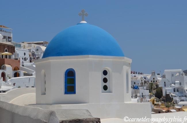 Visiter Oia (Santorin)