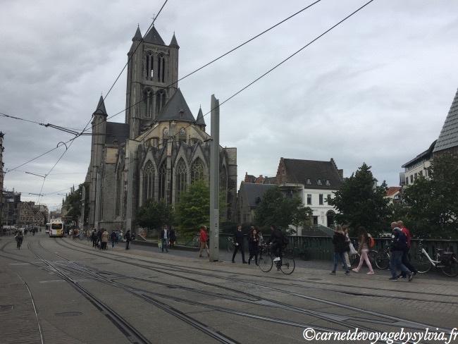 Eglise Saint Nicolas - Gand-Gent