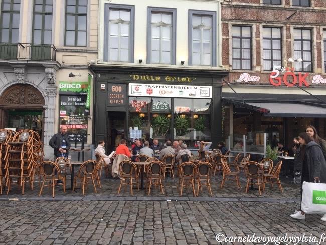 Le café Dulle Griet
