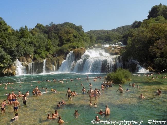 road trip au Monténégro - étape en Croatie